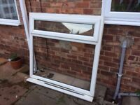 Double Glazed UPVC window, only 5years old, excellent condition