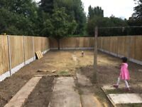 Fencing fencing fencing , all landscaping including driveways slabing patio turfing brick block work