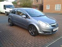 »REDUCED» 2007 '57 VAUXHALL CORSA 1.2 -VERY CLEAN £1,800