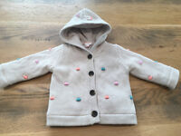 0-3 months baby girls clothes - White Company, Baby Gap, Next, Debenhams