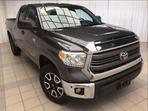 2014 Toyota Tundra SR5 Double Cab: Accident Free, 4x4, New Brake