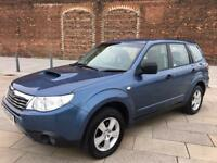 2009 / SUBARU FORESTER / DIESEL / ALLOYS / ELECTRIC WINDOWS / CD / JANUARY MOT .