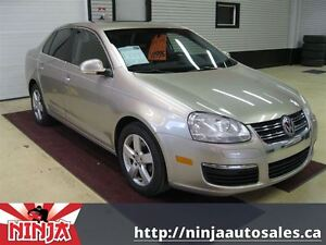 2008 Volkswagen Jetta 2.5L SE Heated Leather Sunroof