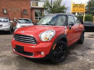 2013 MINI Cooper Countryman PanoraicRoof, HtdSeats, Leather&Warr