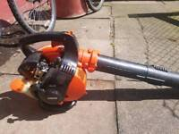Echo petrol leafblower like new cheap