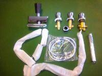 Bath taps Shower Mixer Kit - 5 Hole