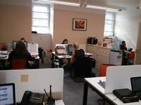 CHEAP Office Desk Spaces Rental EC1 With Company Registered Address And Business Mailing Service