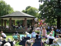 STALL OWNERS WANTED FOR PARK LIFE SUMMER FAIR