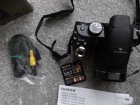 Bridge Camera - as new. Boxed. Fuji S4500 30x