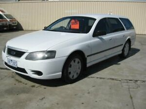 2006 Ford Falcon Wagon - Petrol only Banksmeadow Botany Bay Area Preview