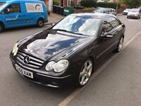 Mercedes CLK 220 CDI Avantgarde. Well maintained. FIRST TO SEE WILL BUY!