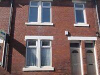 3 Bedroom Upper Flat, Barrasford Str. Wallsend. DSS Welcome