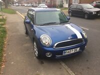 FOR SALE - Mini Cooper Hatch with Chilli Pack