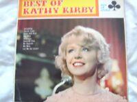 Best Of Kathy Kirby LP