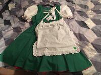 Irish jig dancing outfit £60ono