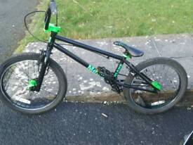 Blank Media BMX Unmodified in Good Condition