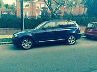 BMW X3 SPORT (4X4) AUTO LEATHER 19 INCH WHEELS 63000 MILES