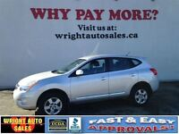 2011 Nissan Rogue SV| BLUETOOTH| CRUISE CONTROL| 45,765KMS| $13,
