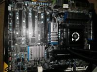 I5 2500k bundle 8gb ddr3 , cpu cooler ,mobo