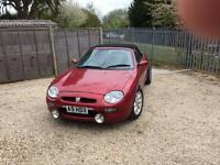 MG MGF red 1999 for sale