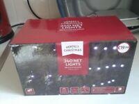 240 LED Net Lights New