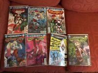 Various Comic Books (Marvel, DC, Etc.)