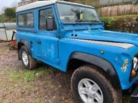 Land Rover defender 3.9 EFI V8 Auto