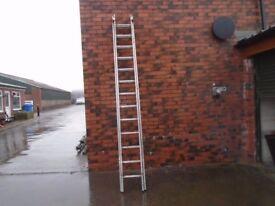 double ladder reach 6.5m