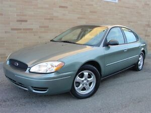 2006 Ford Taurus SE. WOW!! Only 77000 Km! Loaded!