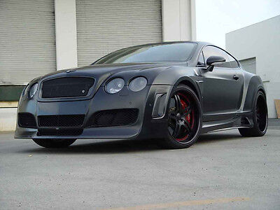 Premier 4509 Bentley Continental GT and GTC  Wide Body Kit