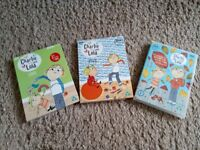 Charlie and Lola DVDs x3