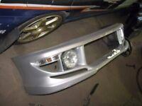 Subaru Impreza WRX Sti Turbo 2000 Front Bumper & Splitter