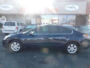 2012 Nissan Altima 2.5 SL (CVT), LEATHER, BACKUP CAM