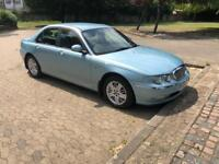 Rover 75 diesel automatic 44K miles