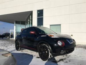 2016 Nissan Juke SL * Leather, Back Up Camera, One Owner