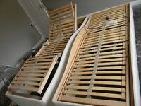 elec beds single x2 will split