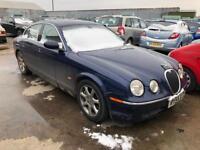 Jaguar S-type 2.7d automatic. Free Warranty. New Mot