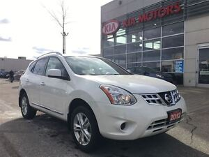 2012 Nissan Rogue SV AWD ALLOYS BLUETOOTH BACK UP CAMERA WOW!!