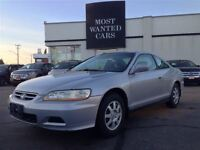 2002 Honda Accord SE | SUNROOF | COUPE | AS IS