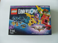 LEGO Dimensions: The Batman Movie Story Pack (71264) for sale
