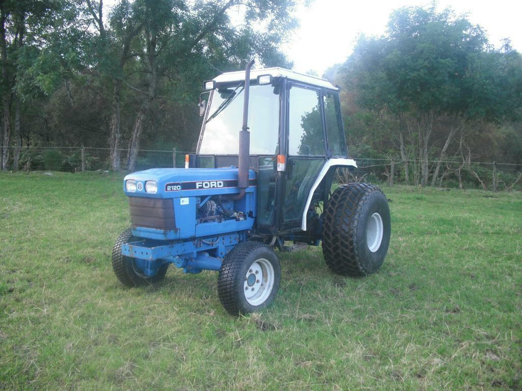 Ford 2120 Tractor : Ford new holland for sale