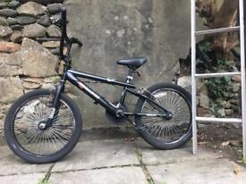 Black kink bmx bike