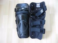No Fear motorcycle knee protectors **NEW** with tags.
