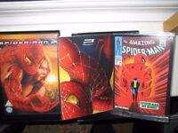 Spider-Man Limited Edition DVD Gift Set With Special 2 Disc Edition and Extra's