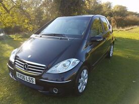 Mercedes A 180 CDI automatic for sale.
