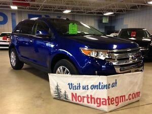 2013 Ford Edge SEL, AWD, SYNC, Bluetooth, USB, Heated Seats, Sun