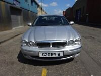 2002 JAGUAR X TYPE 2.0 PETROL,PRIVATE PLATE COMES WITH THE CAR,DRIVE SPOT ON ,FULLY LOADED