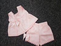Pretty Originals - Designer Short Outfit - Size 18 Months - As New