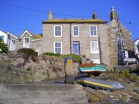 Self catering Harbourside house in Mousehole Cornwall