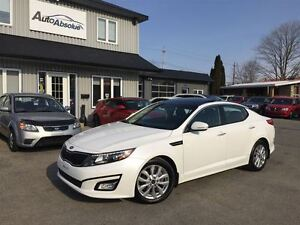 2015 Kia Optima EX Luxury